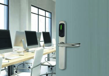 Cerradura electrónica autónoma RFID